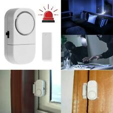 1X Wireless Home Window Door Entry Burglar Security Alarm System Magnetic Sensor