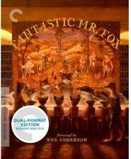 Fantastic Mr. Fox [Criterion Collection] [3 Discs] (2014, Blu-ray New)