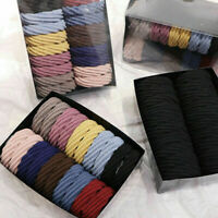 50X Women Hair Band Ties Rope Ring Elastic Hairband Ponytail Holder Accessories
