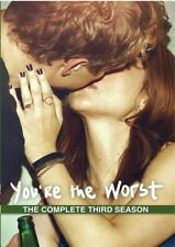 YOU'RE THE WORST  : COMPLETE SEASON 3   DVD - UK Compatible - New & sealed