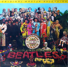 THE BEATLES – SGT. PEPPERS LONELY HEARTS CLUB BAND - MFSL 1-100 - LP Neu OVP
