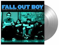 Fall Out Boy Take This To Your Grave Limited SILVER Vinyl LP Ships next day!