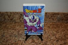 Dragon Ball Z: The Movie - Coolers Revenge (VHS, 2002, )