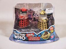 Underground Toys Doctor Who 3.75″ Dalek 2-Pack Dalek Collector Set #1
