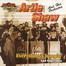 Artie Shaw & His Orchestra : Everything's Jumpin' & Other Hits Big Band 1 Disc
