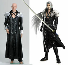 Final Fantasy ff VII 7 Sephiroth Cosplay Costume *Custom Made*