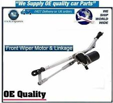 FOR FIAT PUNTO 188 SERIES 1999-2003 FRONT WIPER MOTOR + LINKAGE 51704326