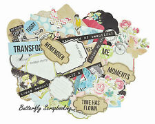Kaleidoscope Collectables Collection Scrapbooking 50 Die Cuts Kaisercraft NEW