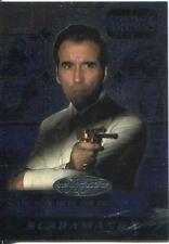 James Bond 40th Anniversary Bond Villains Chase Card BV009