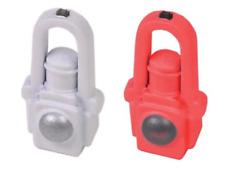 Bachmann 36-036 Loco Lamps (White & Red Pk12)