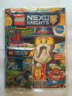 FRENCH LEGO NEXO KNIGHTS SUPER MAGAZINE N°2 2016 + POLYBAG SEALED MINT NEUF