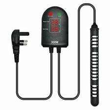 Aquarium Heater w/External LED Digital Temperature Controller, Submersible 300W