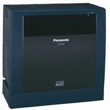 Panasonic KX-TDE600 PBX Main Cabinet W/ IPCEMPR KX-TDE6101 IPCMEC PSU L & BUS M