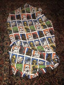 Star Wars twin fitted bed sheet wonderful colors