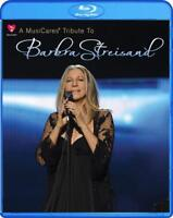 New: BARBRA STREISAND - A MusiCares Tribute To Barbra Streisand (BLU-RAY)