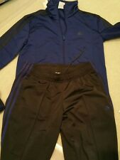 Adidas Women's Diana Track Suit Navy Blue / Black Size XS NWT