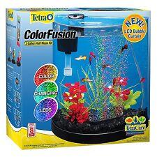 Desktop Aquarium Tank Beta Fish Kit 3 Gallon Home Office Hallway Child Room NEW