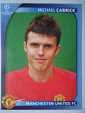 Panini 17 Michael Carrick Manchester United UEFA CL 2008/09