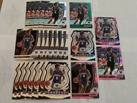 Jaden McDaniels 2020 Prizm Rc Lot (23) Cards Silver Pink Ice Greens RC Nuggets