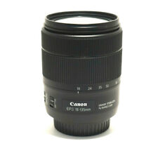 Canon Zoom Lens EF-S 18-135mm 1:3.5-5.6 IS USM