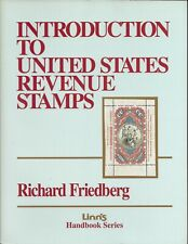 Introduction To United States Revenue Stamps