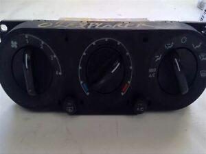 Temperature Control Front Dash Fits 02-06 EXPLORER 163980