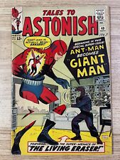 Tales to Astonish #49 (Marvel Comics) 1st appearance of Giant-Man
