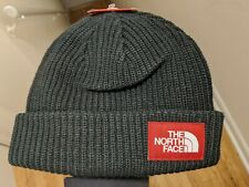 The North Face Beanie Salty Dog Beanie One Size Black New