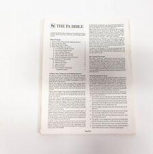 Electro Voice EV PA BIBLE