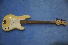 1983 Fender Precision Bass Guitar P - Bass Standard Vintage