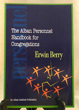 Alban Personnel Handbook for Congregations, Edwid Berry, Alban Institute, 1999