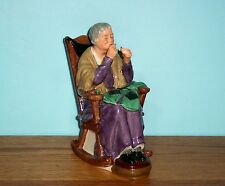"""H N 2352 ROYAL DOULTON A STITCH IN TIME 1965  FIGURINE  6.25"""""""