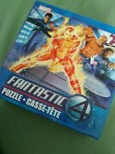 100 piece Puzzle Fantastic Four 4 2005 New Sealed Rose Art