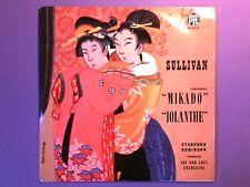 "Sullivan, 'Mikado' & 'Iolanthe' - Stanford Robinson (7"" single) p/s CEM 36006"