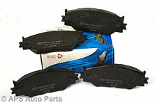 Genuine Allied Nippon Lexus IS200 IS220 IS250 Front Axle Brake Pads New