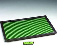 Green Sportluftfilter für Ford, Mazda und Volvo Luftfilter Austauschfilter