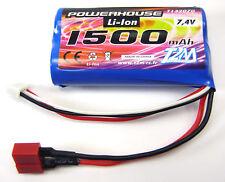 Powerhouse Rookie Challenger Akku 1500 mAh LiPo 7,4 V # T4928-22