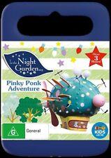 IN THE NIGHT GARDEN - PINKY PONK ADVENTURE (DVD, 2016) BRAND NEW