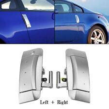 Driver & Passenger , L&R Side outside Door Handles For 2003-2009 Nissan 350Z AMA