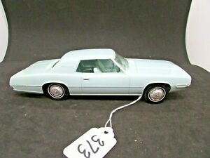 1969 AMT FORD THUNDERBIRD promo car