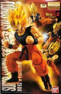 Dragon Ball Z Figure-Rise MG Super Saiyan Son Goku Model Kit *Brand New*