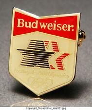 OLYMPIC PINS 1984 LOS ANGELES BUDWEISER BEER SPONSOR