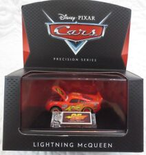 DISNEY PIXAR CARS LIGHTNING MCQUEEN PRECISION SERIES NEW IN PACKAGE COLLECTOR