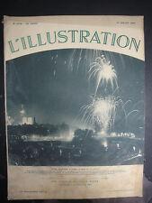 L'Illustration - 21 Juillet 1934