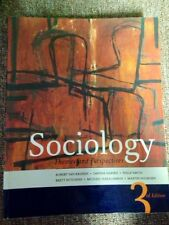 Sociology: Themes and Perspect 3rd Edition by Van Krieken (Paperback, 2005)