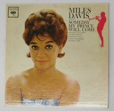 Miles Davis SOMEDAY MY PRINCE WILL COME - 6 Eye Columbia CL 1656 - Vinyl LP
