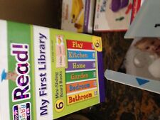 """Your Baby Can Read """"First Library"""" by Robert Titzer"""