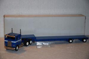 1/50 Conrad Camion Rimorchio Pianale Freightliner