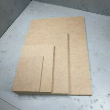 A1 A2 A3 A4 A5 A6 A7 A8 MDF Plain Boards Sheets, 2mm,3mm,4mm,6mm,9mm,12mm, thick
