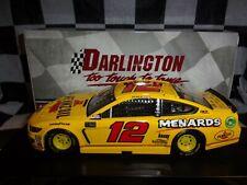 Ryan Blaney #12 Pennzoil Darlington 2019 Mustang NASCAR Action 1:24 scale